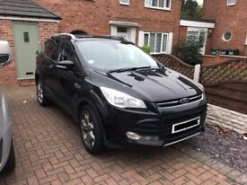 Ford Kuga 2.0 TDCi Titanium - 53,000 miles in Black