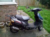 moped spares or repair