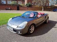 Toyota MR2 1.8 VVT-i Roadster Red Special Edition 2004