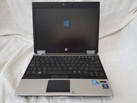 HP EliteBook 2540p Notebook Bundle - Intel Core i7, 160GB SSD, Ransomware Protection + FREE INSTALL