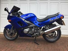 Kawasaki ZZR600 ZX 600 E11 Low Mileage, Luggage