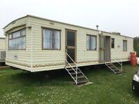 Lovely 2 bed static caravan nr Mablethorpe Skegness Pool beach Park Soft Play! 2018 fees paid!!
