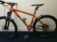BARGAIN! Orange Mountain Bike Brand new condition