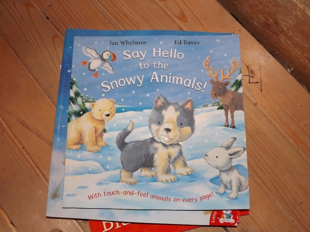 Four Great Read to Christmas Books - Ideal Early Present to start Christmas Early