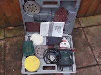 a bosch multi sanding kit