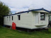 Super Static Caravan - Atlas Moonstone 2003 - 35' by 10'