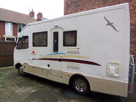 motorhome Mercedes A Class Classic 2 Berth 3.5 tonne STUNNING STUNNING Probably the best on gumtree