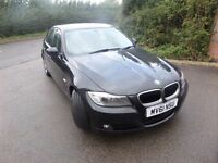 2011 BMW 320d (£20 a year road tax)