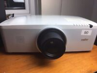 Sanyo XGA Projector - Clear Image great for Films and gaming.