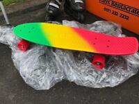 Genuine penny skateboard nickel 27""