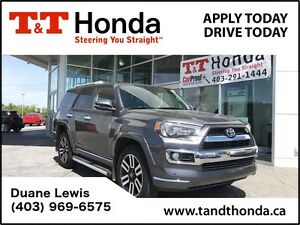 2015 Toyota 4Runner **C/S**Limited* NAVI, Heated/ Cooled Seats*