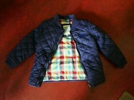 John Lewis quilted jacket 12-18 months