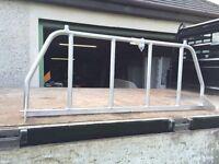 Nissan Navara alumium ladder rack New