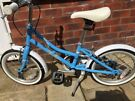 """Girls Pendleton 16"""" Bike"""