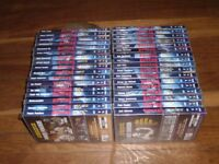 50 BOXING DVDs 2 SETS