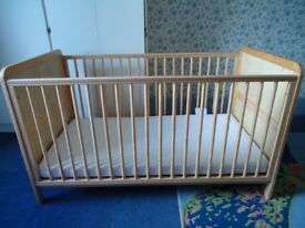 Mothercare Ashton Pine Cot Bed