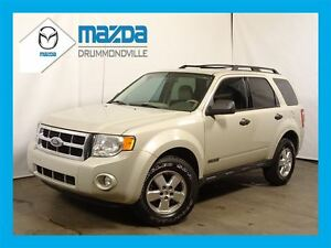 2008 Ford Escape XLT 2.3L  FWD +  REG. VITESSE