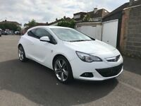 2014 WHITE VAUXHALL ASTRA 2.0 DIESEL CDTI 37k FSH ASTRA SRI GTC CHEAP CAR QUICK SALE NOT VW BMW