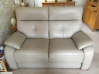 ROM Florac leather sofas 2 and 3 seater