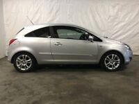 2007 Vauxhall Corsa 1.2i 16v SXi 3dr **Full Years MOT**
