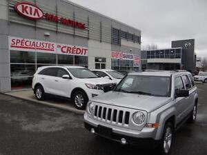 2012 Jeep Patriot LIMITED+AUTOMATIQUE+CUIR