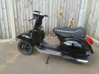 vespa px125 still for sale!