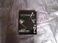"""ROBBIE WILLIAMS - """" AND THROUGH IT ALL"""" 2 DVD and BOOKLET SET."""