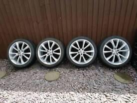Vauxhall vxr 18inch alloys
