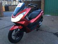 Honda PCX 125 2014 in good condition for sale £1850