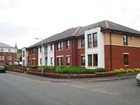 Modern, spacious retirement apartment to rent now in Lockerbie