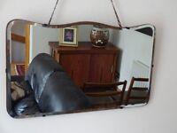 **SOLD** Vintage 1950's Mirror