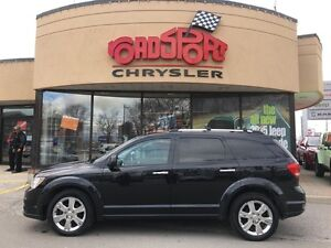 2012 Dodge Journey R/T | AWD | Leather | Alloy