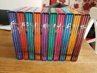 The complete 10 series of Friends on DVD