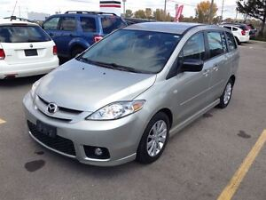 2007 Mazda MAZDA5 GS, 7-Pass, 4 Cyl Great on Gas, Very Clean and London Ontario image 9