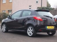 MAZDA2 1.3 Tamura 5dr 2010 LOW MILEAGE EXCELLENT CONDITION. Full service history & Long M.O.T