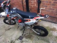 Demon x 125 xlr2 pit stomp bike