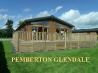 Pemberton Glendale Residential Lodge 44 ft X 22 ft Sited with vacant possesion ready for Occupation