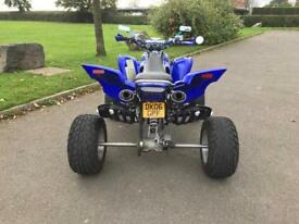 Yamaha raptor 700 fully loaded