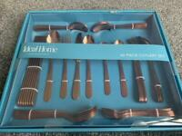 Ideal Home 48 Piece Cutlery Set (New)