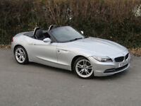 BMW Z4 E89 23i sDrive 2.5i Coupe / Convertible with Electric Folding Hard Top and Low Mileage!