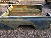 Land Rover 109 rear tub