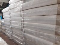 MATTRESS SALE HOTEL ORTHOPEDIC FIRM DOUBLES 100 KING 120 SNGL 80