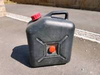 Camping Waste Container