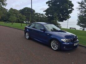 BMW 120D M SPORT COUPE EXCELLENT CONDITION