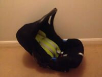 BRITAX BABY CAR SEAT / CARRIER