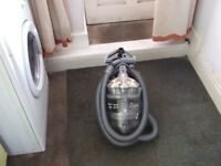 dyson stowaway 1400wt cylinder hoover with tools bagless hoover.