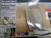 Silver Crest massage chair cushion