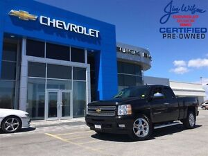 2013 Chevrolet Silverado 1500 LTZ 5.3L V8 4X4 LEATHER BRAKE CONT