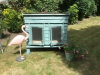 Extra Large Handmade Rabbit Hutch