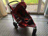 Phil & Ted double pushchair